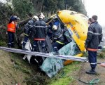 Terrible accident d'autocar : 2 morts et 13 blessés